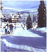Wintersport in Tschechien